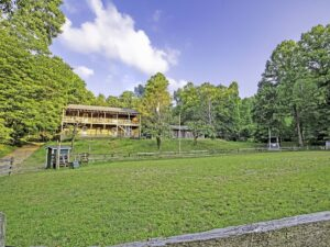 Ranch Listing At Mt. Mitchell