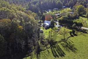 New Mini Farm Listing Outside Asheville