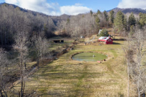 New Homestead Listing Asheville Area