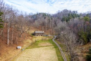 Secluded Farm Just North of Asheville