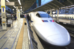 Japan's Electric Trains