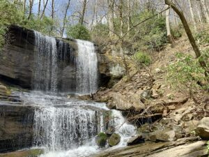Waterfall Property With Pastures