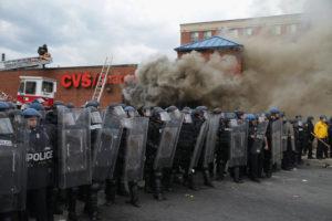 CVS Riot