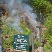 Creston sign