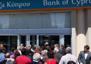 Cyprus bank run
