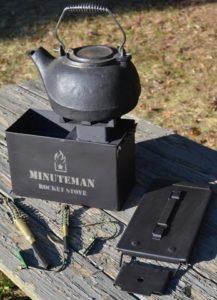Minuteman stove