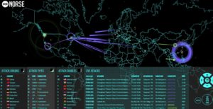 Track Cyber-Attacks Live