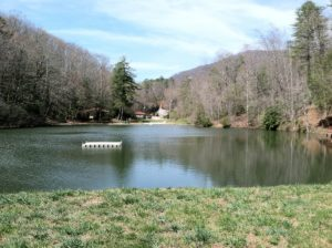 JUST LISTED WNC CAMP PROPERTY