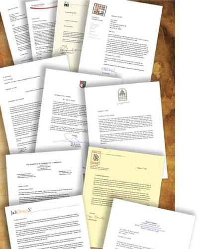 Testimonial Letters for John Haynes